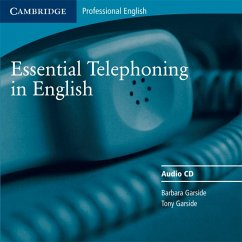 Student´s Book Audio-CD / Essential Telephoning...