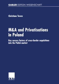 M&A and Privatisations in Poland