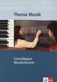 Thema Musik. Grundlagen Musiktheorie
