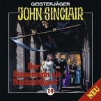 Der Sensemann als Hochzeitsgast / Geisterjäger John Sinclair Bd.19 (1 Audio-CD)