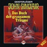 Folge 20 - Buch der grausamen Träume / Geisterjäger John Sinclair Bd.20 (1 Audio-CD)