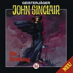 Die Drohung / Geisterjäger John Sinclair Bd.24 (1 Audio-CD)