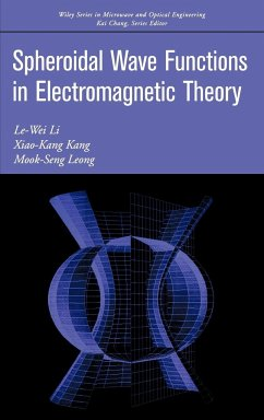 Spheriodal Wave Functions - Li, Le-Wei;Kang, Xiao-Kang;Leong, Mook-Seng