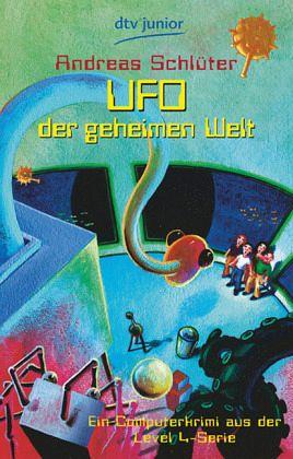 UFO der geheimen Welt / Die Welt von Level 4 Bd.5