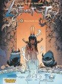 Herrscherin Cixi / Lanfeust von Troy Bd.6
