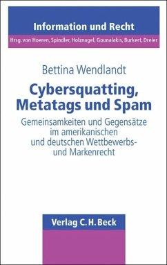 Cybersquatting, Metatags und Spam