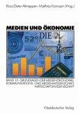 Medien und Ökonomie 1/1