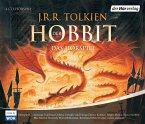 Der Hobbit, Sonderausgabe, 4 Audio-CDs