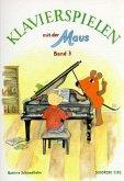 Lehrbuch / Klavierspielen mit der Maus Bd.3