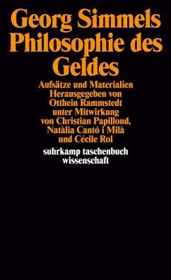 Georg Simmels ' Philosophie des Geldes'