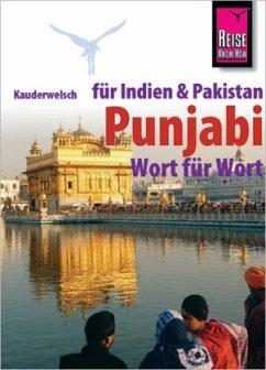 Sprachführer Punjabi für Indien und Pakistan