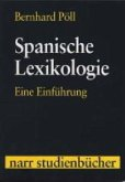 Spanische Lexikologie