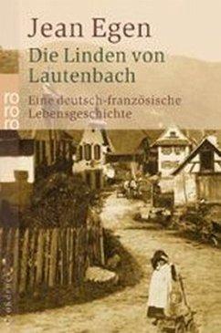 Die Linden von Lautenbach, Großdruck - Egen, Jean