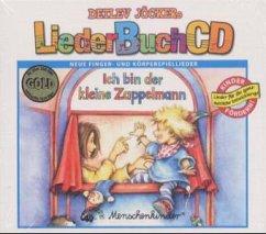 Ich bin der kleine Zappelmann, m. Audio-CD