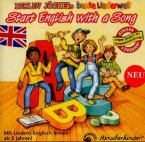 Start English with A Song, 1 Audio-CD