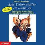 Bobo Siebenschläfer ist wieder da, 1 Audio-CD