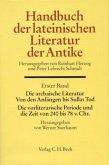 Handbuch der Lateinischen Literatur der Antike / Handbuch der Altertumswissenschaft Abt. 8, Bd.1