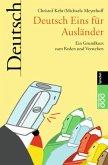 Deutsch Eins für Ausländer