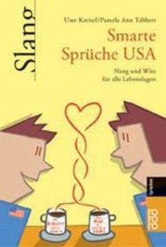 Smarte Sprüche USA - Kreisel, Uwe; Tabbert, Pamela A.