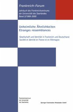 Unheimliche Ähnlichkeiten / Etranges ressemblances