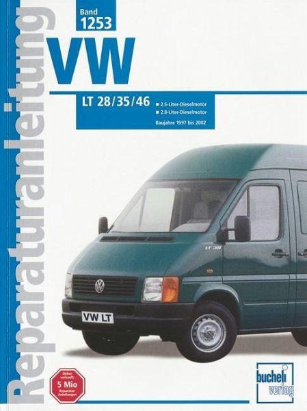 VW LT 28/35/46 - Buch - bücher.de
