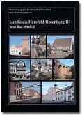 Landkreis Hersfeld-Rotenburg / Kulturdenkmäler in Hessen Tl.3