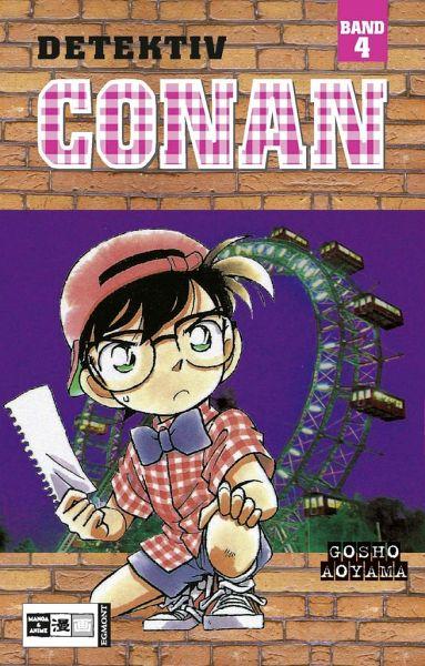 Detektiv Conan Bd.4 - Aoyama, Gosho