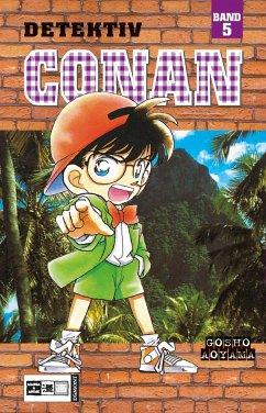 Detektiv Conan Bd.5 - Aoyama, Gosho