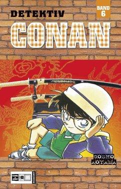 Detektiv Conan Bd.6 - Aoyama, Gosho