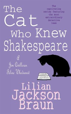The Cat Who Knew Shakespeare (The Cat Who... Mysteries, Book 7) - Braun, Lilian Jackson