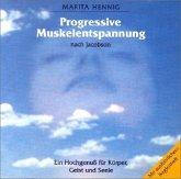 Progressive Muskelentspannung nach Jacobson, 1 Audio-CD