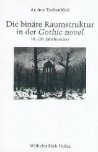 """Die binäre Raumstruktur in der """"Gothic novel"""": 18.-20. Jahrhundert"""