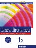 Linea diretta neu / Lehr- und Arbeitsbuch, m. Audio-CD