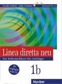 Linea diretta neu 1 B. Lehr- und Arbeitsbuch. Mit CD