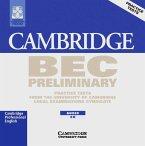 Cambridge BEC. Preliminary. CD