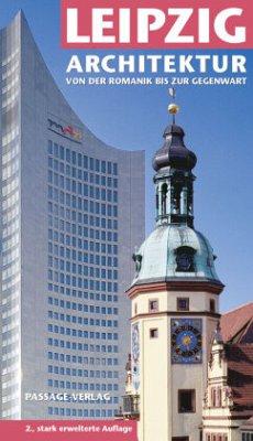 Architekturführer Leipzig - Hocquel, Wolfgang