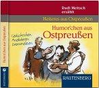 Humor'chen aus Ostpreußen, 1 Audio-CD