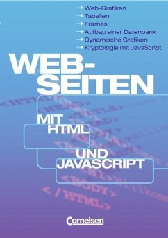 Web-Seiten mit HTML und JavaScript