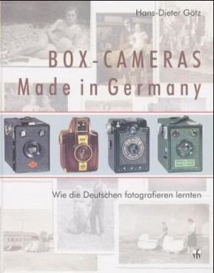 Box-Cameras, Made in Germany - Götz, Hans-Dieter