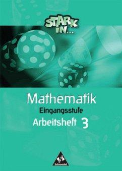 Stark in Mathematik. Unterstufe. Arbeitsheft 3