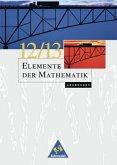 Elemente der Mathematik 12/13. Grundkurs. Schülerband. Bremen, Hamburg, Hessen, Niedersachsen, Schleswig-Holstein