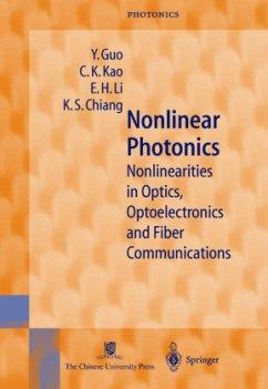 Nonlinear Photonics - Guo, Y.;Kao, C.K.;Li, He