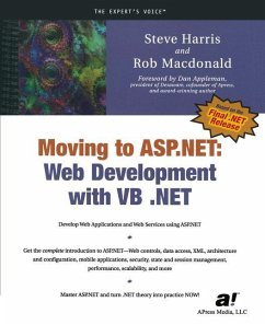 Moving To ASP.NET - Harris, Steve; Macdonald, Rob