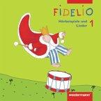 1. Jahrgangsstufe, 2 Audio-CDs / Fidelio, Allgemeine Ausgabe