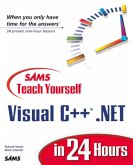 Sams Teach Yourself Visual C++.Net in 24 Hours