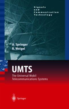 UMTS - Springer, Andreas;Weigel, Robert