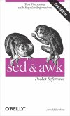 sed & awk Pocket Reference
