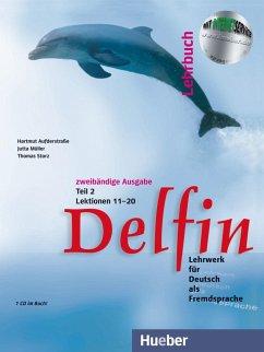Delfin. Lehrbuch Teil 2. Mit CDs - Aufderstraße, Hartmut; Müller, Jutta; Storz, Thomas