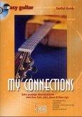 My Connections, für Gitarre, m. Audio-CD