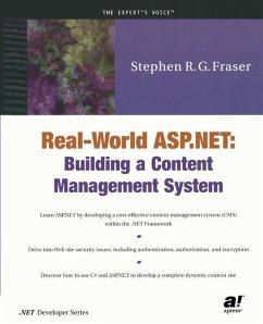 Real World ASP.NET - Fraser, Stephen R.G.